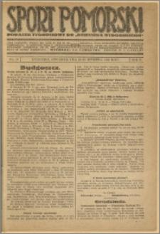 Sport Pomorski 1926 Nr 16