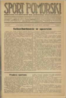 Sport Pomorski 1926 Nr 20