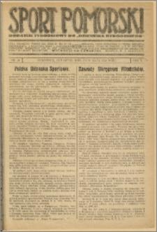Sport Pomorski 1926 Nr 21