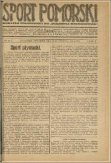 Sport Pomorski 1926 Nr 24