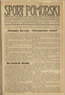 Sport Pomorski 1926 Nr 25