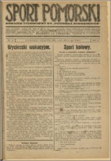 Sport Pomorski 1926 Nr 27