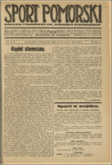 Sport Pomorski 1926 Nr 28
