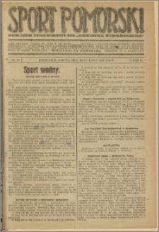Sport Pomorski 1926 Nr 30