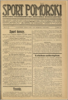 Sport Pomorski 1926 Nr 32
