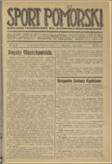 Sport Pomorski 1926 Nr 33