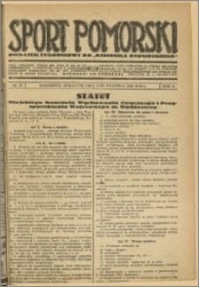 Sport Pomorski 1926 Nr 37