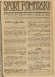 Sport Pomorski 1926 Nr 38