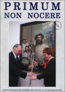 Primum Non Nocere 2002 nr 10