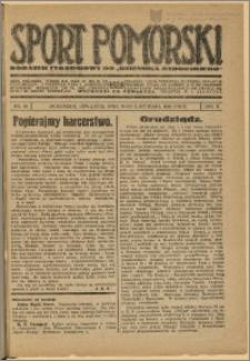 Sport Pomorski 1926 Nr 49