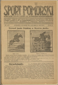 Sport Pomorski 1926 Nr 50