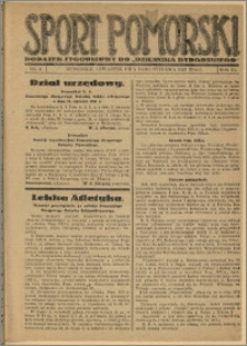Sport Pomorski 1927 Nr 2