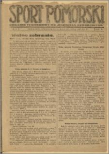 Sport Pomorski 1927 Nr 3