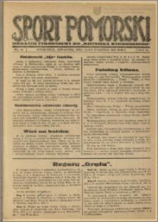 Sport Pomorski 1927 Nr 38