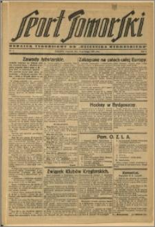 Tygodnik Sportowy 1929 Nr 7