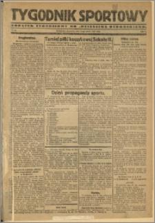 Tygodnik Sportowy 1929 Nr 12