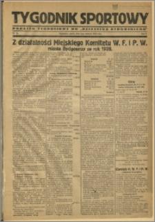 Tygodnik Sportowy 1929 Nr 14