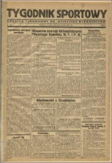 Tygodnik Sportowy 1929 Nr 16