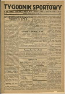 Tygodnik Sportowy 1929 Nr 21
