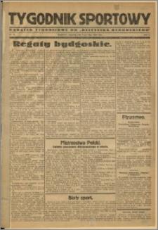 Tygodnik Sportowy 1929 Nr 28