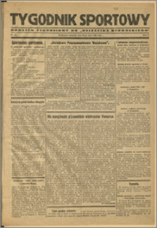 Tygodnik Sportowy 1929 Nr 30