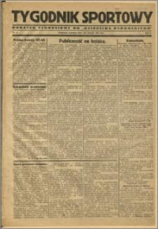 Tygodnik Sportowy 1929 Nr 31