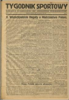 Tygodnik Sportowy 1929 Nr 32