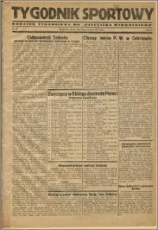 Tygodnik Sportowy 1929 Nr 34