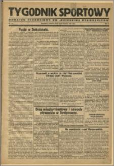 Tygodnik Sportowy 1929 Nr 37
