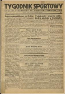 Tygodnik Sportowy 1929 Nr 40