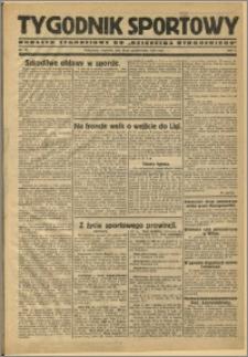 Tygodnik Sportowy 1929 Nr 43