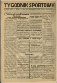 Tygodnik Sportowy 1929 Nr 44