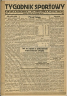 Tygodnik Sportowy 1929 Nr 47