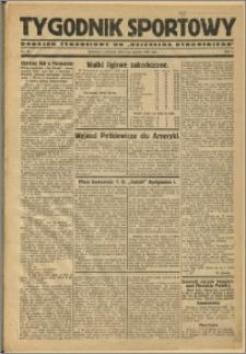 Tygodnik Sportowy 1929 Nr 49