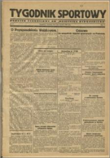 Tygodnik Sportowy 1930 Nr 2