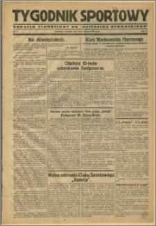 Tygodnik Sportowy 1930 Nr 3