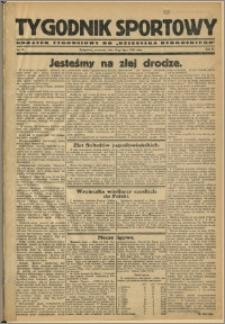 Tygodnik Sportowy 1930 Nr 28