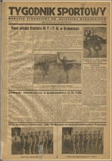 Tygodnik Sportowy 1931 Nr 6
