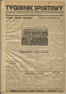Tygodnik Sportowy 1931 Nr 8