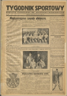Tygodnik Sportowy 1931 Nr 10