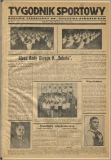 Tygodnik Sportowy 1931 Nr 12