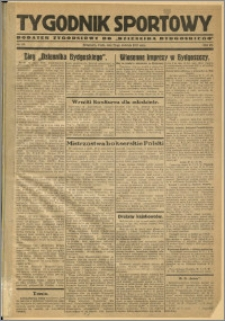 Tygodnik Sportowy 1931 Nr 16
