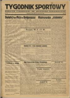 Tygodnik Sportowy 1931 Nr 18