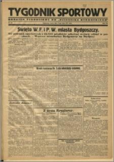 Tygodnik Sportowy 1931 Nr 19