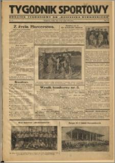 Tygodnik Sportowy 1931 Nr 21