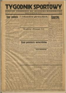 Tygodnik Sportowy 1931 Nr 27