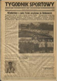 Tygodnik Sportowy 1931 Nr 29