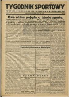 Tygodnik Sportowy 1931 Nr 33