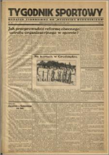 Tygodnik Sportowy 1931 Nr 36