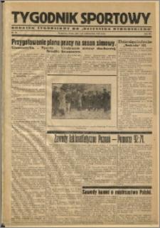 Tygodnik Sportowy 1931 Nr 40
